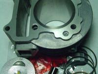 100cc(GY6 Big Bore) high performance cylinder kit for