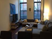 15-20 minutes walk to NEU Area: 880 sq. ft. (2BR/1BTH)