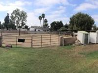 Grand Equestrian Estate rests on a City Acre, the