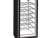 "Danby DWC166BLSRH Silhouette 24"" Built-in Wine Cooler"