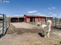 35+acre ranch with everything an animal lover needs!