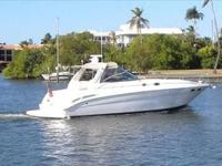 2000 Sea Ray 38 SUNDANCER This beautiful Sea Ray has