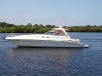 2002 Sea Ray 41 SUNDANCER 41' Sea Ray 410 Sundancer,