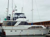 Over 1/2 Million Invested! This Trojan motor yacht has