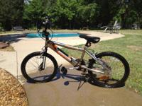 "I have a 16"" bicycle for sale  Boys Mongoose Furance"