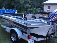 I have a 16' skeeter bass watercraft with a 115
