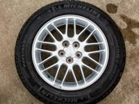 I'm posting my brand new Michelin Energy Saver Tires