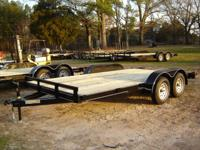 I have over 50 trailers in stock. Chances are I have