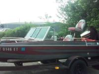Very nice Procraft Boat and trailer for sale. Motor is