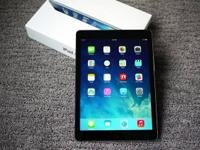 I'm offering a fresh condition Space Grey Apple iPad