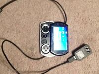 I have for sale a 16 GB PSP Go portable video gaming