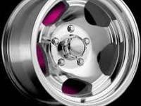 I have a complete set of four 16in Ultra Alloy Wheels