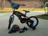 Spider-Man Bike (16-Inch Wheels) prices $59.00 - $88.75