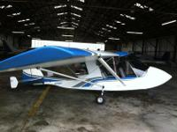 2004 Challenger II Long Wing 2 seater with 277hrs total