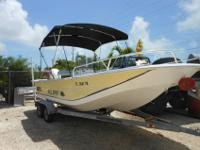 I am selling my 2010 21ft Carolina Skiff 218 DLV