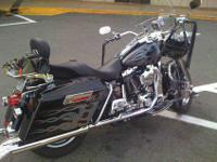 THIS BIKE HAS MANY EXTRAS CHROME INNER PRIMARY COVER