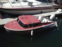 Please ontact boat owner Julie at . In the summer we