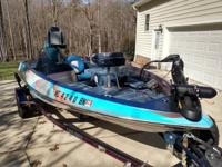 Please call owner Dave at  or . Boat is in Franklinton,
