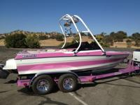 Please call owner Rick at . Boat is in Fresno,