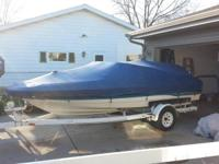 Please call owner Eric at  Boat Location is Janesville,