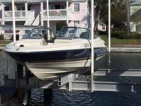 Please call owner Robert at . Boat is in St.