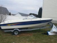 Please call owner Randy at . Boat Location: Palmyra,