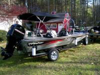 Please call owner Jeff at . Boat is in Bauxite,