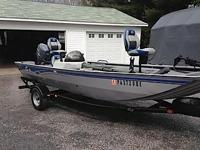 Please call watercraft owner Kay at . This boat has