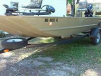 Please call owner Earl at . Boat is in Affton,