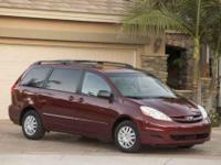 Set down the mouse because this 2006 Toyota Sienna is