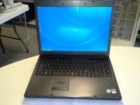 "17.3"" Dell Vostro 1710 Laptop PC Intel Core 2 Duo"
