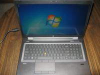 "ONE LEFT! 17.3 "" HP EliteBook 8760W Workstation Laptop"