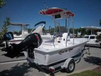 2009 Pro-Lite Boats 17 CENTER CONSOLE Absolutely Like