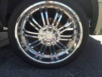 New str-601 wheels Brand new for only $380 in