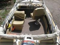 "17"" 5' Larson Boat Offering boat due to Medical"