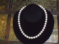 This item is a single strand Freshwater Cultured Pearl