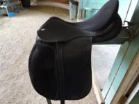 17.5 seat wide tree w/micro-suede seat, twist is