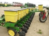 Mid 90's John Deere 7100 Planter Unit for sale in