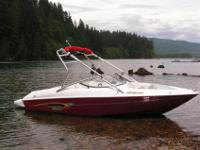 I am selling my Baja 192 Islander. It comes with tandem