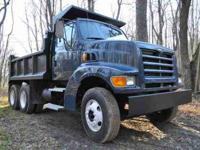 1999 STERLING LT 8571 DUMP TRUCK! 12 feet Dump Box!