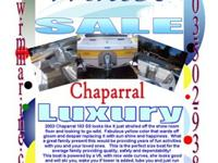 2003 Chaparral 183SSWow this 2003 Chaparral 183 SS