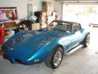 1979 CORVETTE STINGRAY 45,000 Original Miles, L82
