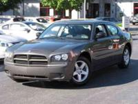 This 2009 Dodge Charger 4dr 4dr Sdn SE RWD Sedan