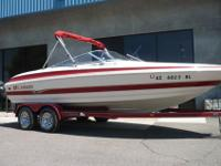 2002 Larson LXi 210 Bowrider Very Good Condition Inside