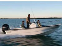2005 Boston Whaler 17 MONTAUK This is a Brokerage