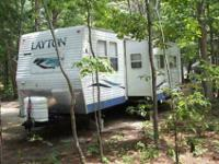 2007 Skyline Layton 3712 Travel Trailer in New Jersey,