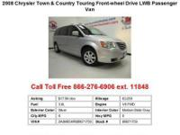2008 Chrysler Town&Country Touring Front-wheel Drive