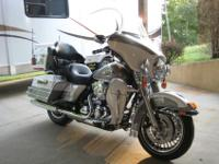 2009 Harley Davidson Electra Glide Ultra Classic, fully