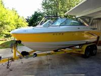 2004 Monterey Montura 200 LS Bowrider.Only 235 hours on