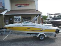 2008 Sea Ray 185 SPORT Every aspect of this Sea Ray was